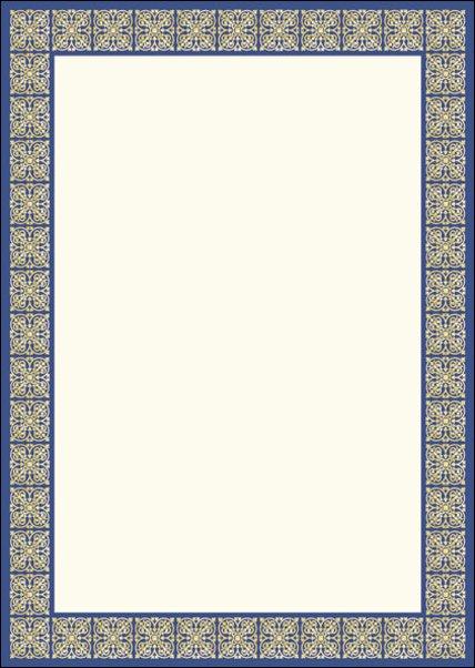 barevné archy Anglie, 50ks
