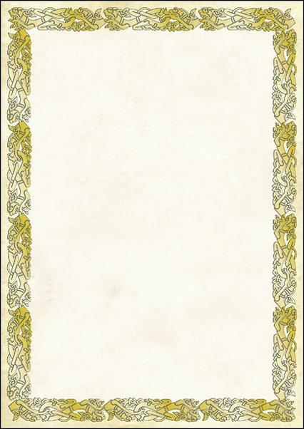Galeria Papieru diplomy Kelt 250g, 20ks