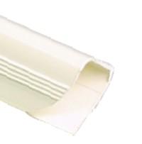 Násuvná lišta Relido, bílá, 4 mm, 1-30 listů, 50ks/bal.