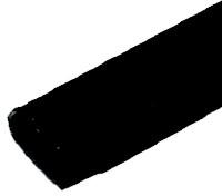 Násuvná lišta Relido, černá, 6 mm, 31 - 60 listů, 50ks/bal.