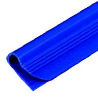 Násuvná lišta Relido, modrá, 6 mm, 31 - 60 listů, 50ks/bal.