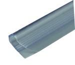 Násuvná lišta Relido, čirá, 6 mm, 31 - 60 listů, 50ks/bal.