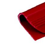 Násuvná lišta Relido, červená, 6 mm, 31 - 60 listů, 50ks/bal.