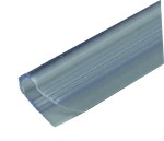 Násuvná lišta Relido, čirá, 12 mm, 61 - 120 listů, 50ks/bal.