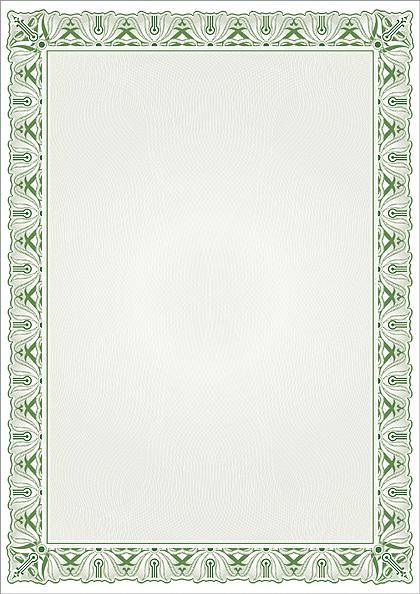 Galeria Papieru diplomy Cypřiš 170g, 25ks