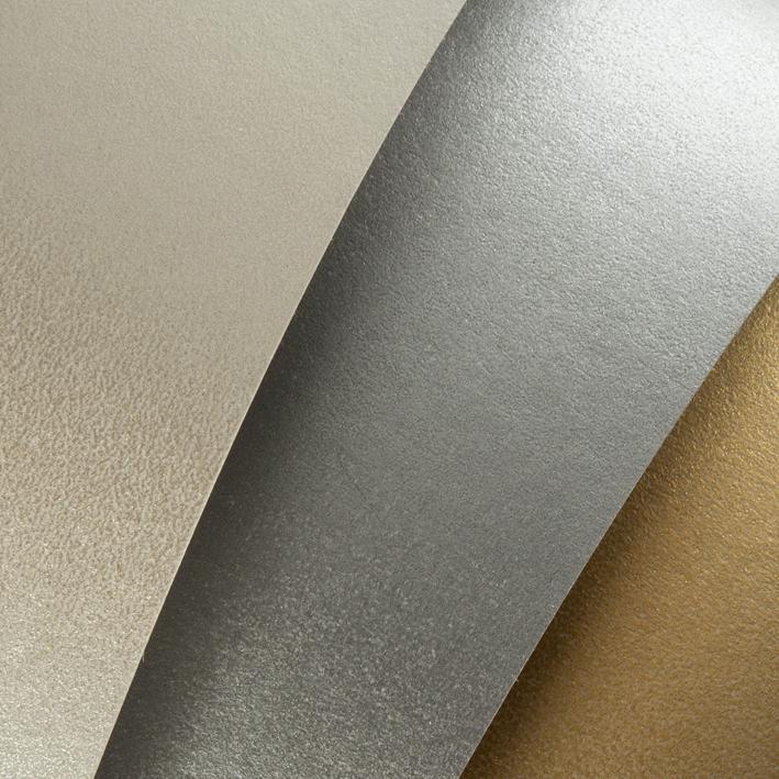 ozdobný papír A3 Milenium zlatá 270g, 50ks