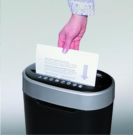 čistící olejový papír do skartovaček 10ks