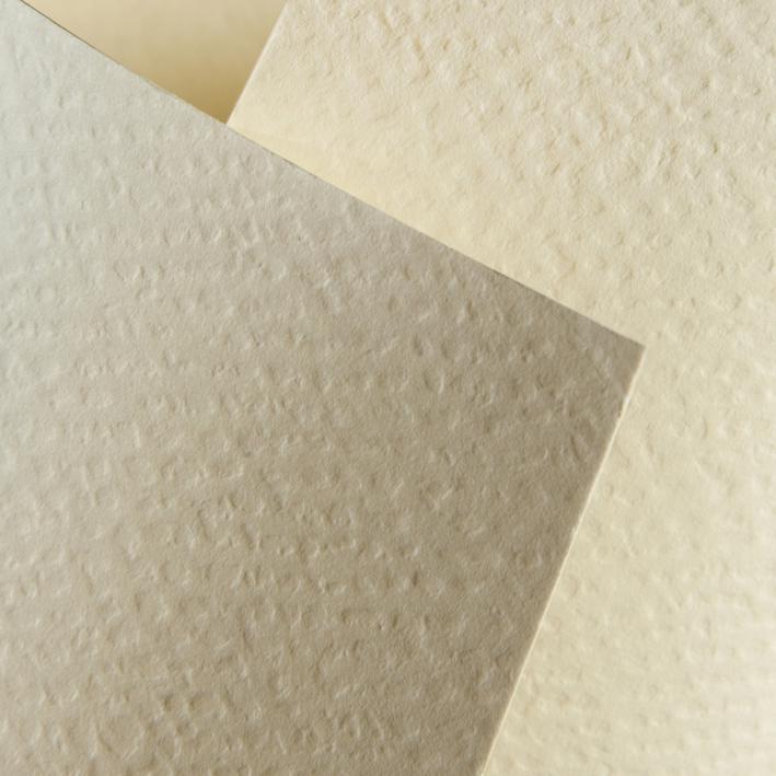 ozdobný papír A3 Savana bílá 270g, 50ks