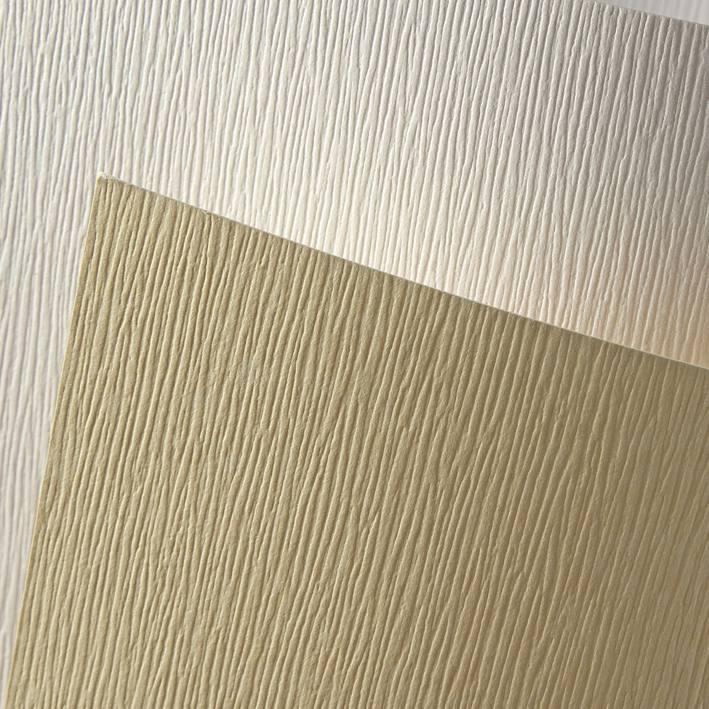 ozdobný papír A3 Kůra bílá 270g, 50ks