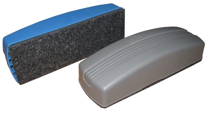 Mazací houba magnetická, CN, 155x55x42mm, stírací filc není vyměnitelný