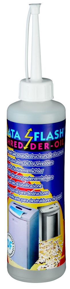 čistící olej do skartovaček 250 ml DF1695