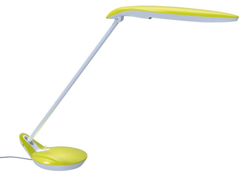Stolní lampa POPPINS 2 světle zelená