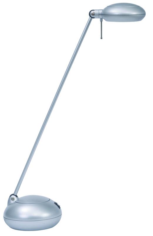 Stolní lampa LEDPILL metalická