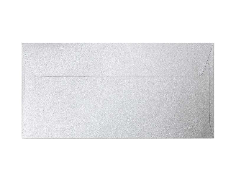 Galeria Papieru obálky DL Millenium bílá 120g, 10ks