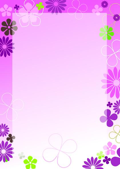 barevné archy Fiori, 50ks