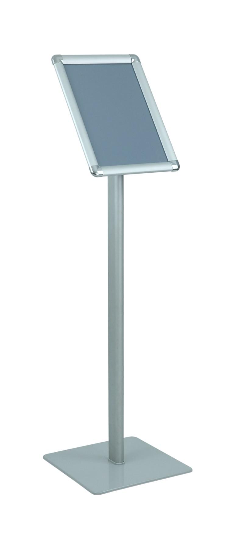 Reklamní stojan s kliprámem A4
