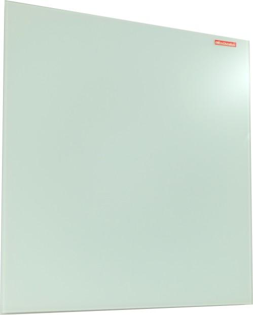 Skleněná magnetická tabule bílá 40x60cm