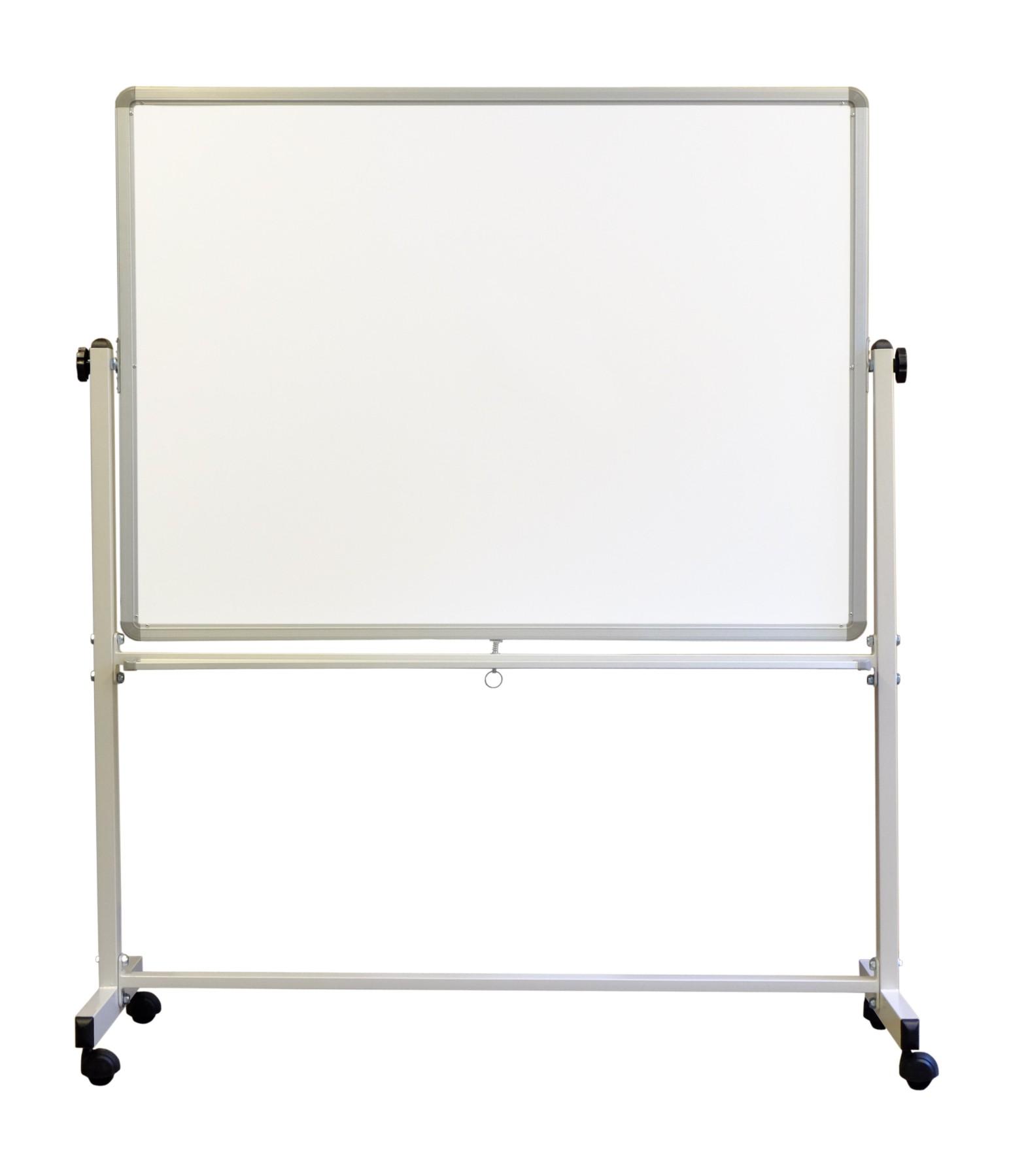 Otočná pojízdná tabule BASIC 90x120cm