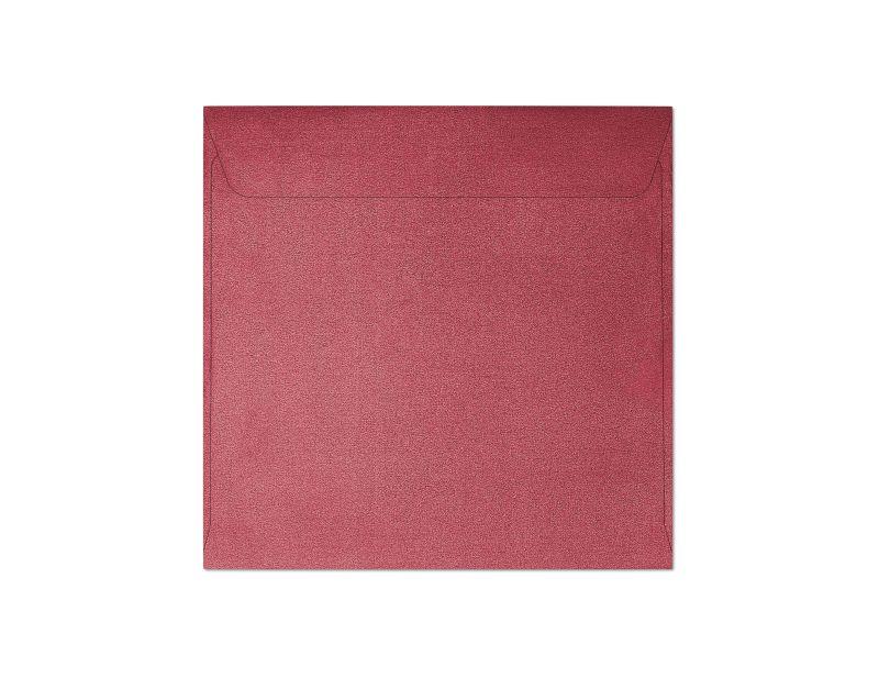 Galeria Papieru obálky 145 Pearl červená 120g, 10ks