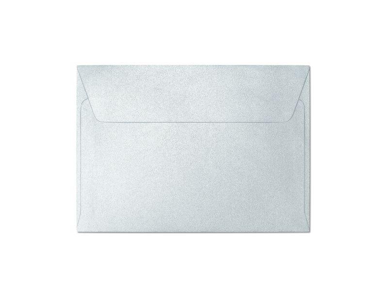 Galeria Papieru obálky C6 Millenium bledě modrá 120g, 10ks