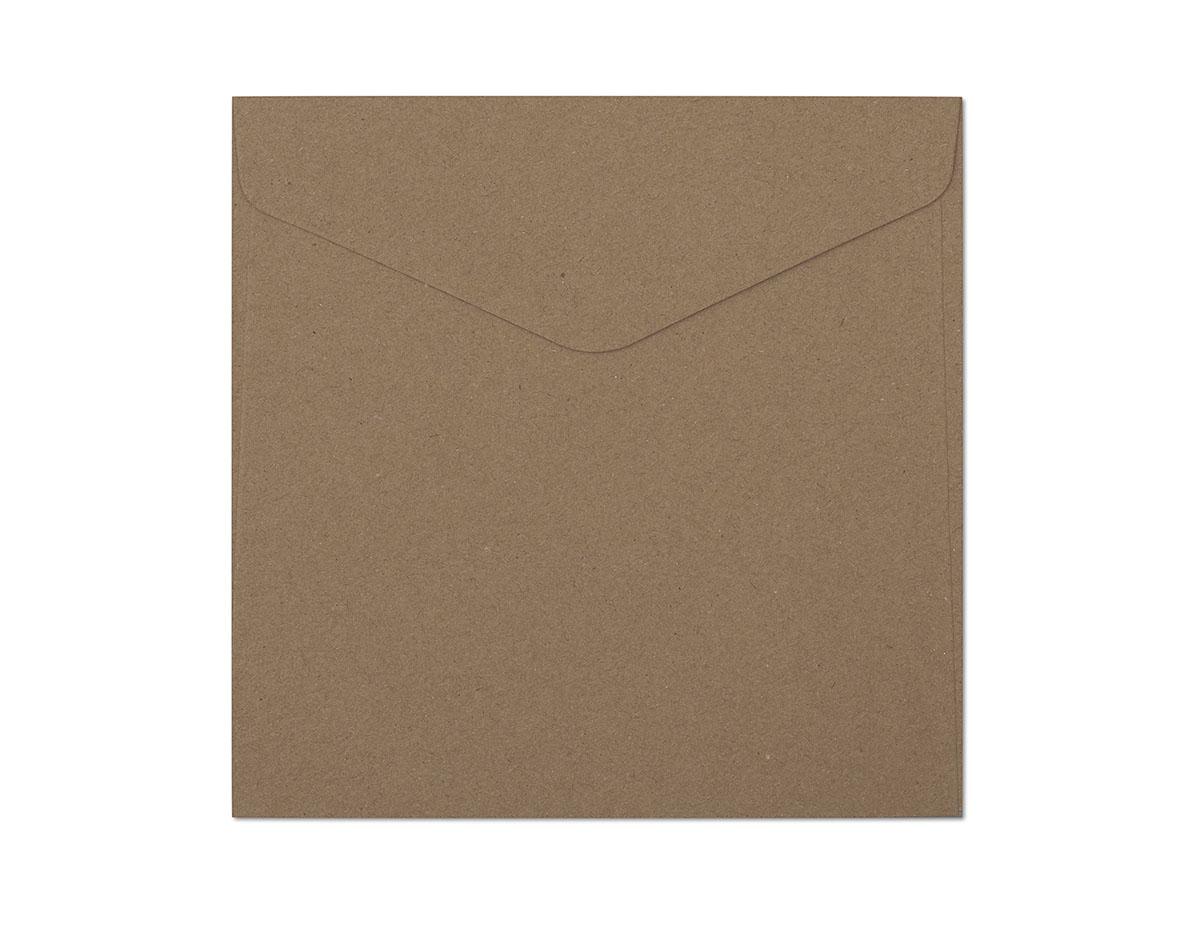 Galeria Papieru obálky 160 Kraft tmavě béžová 120g, 10ks