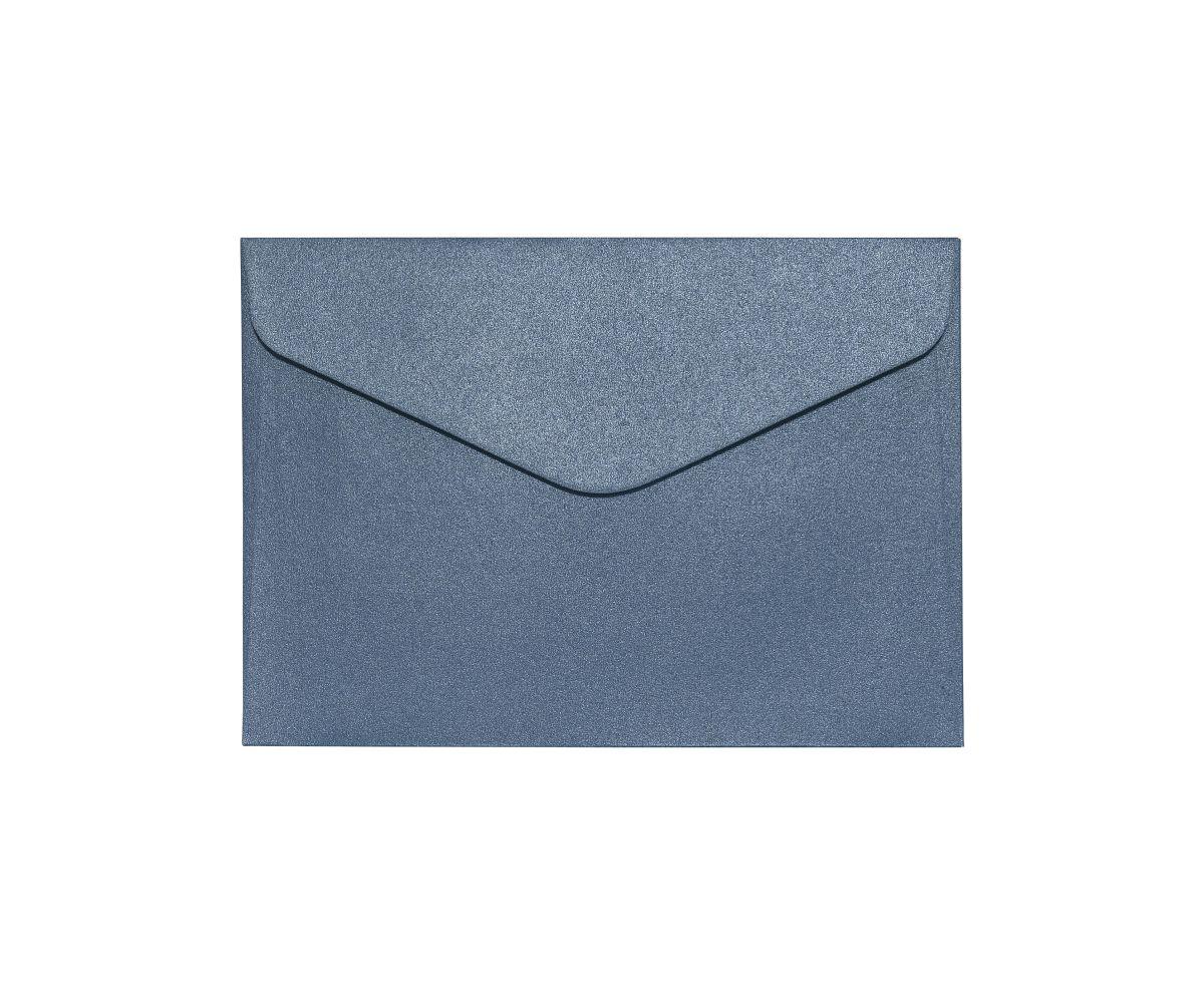 Galeria Papieru obálky C6 Pearl tmavě modrá 150g, 10ks