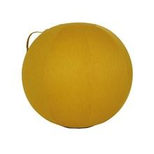 Ergonomický sedací míč žlutá