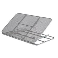 Ergonomický podstavec pod notebook šedá