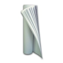 papírový blok bílý 68x95cm, 25listů
