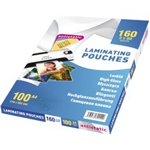 laminovací fólie Premium A4/125mic. 100ks