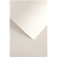 Galeria Papieru ozdobný papír Kůže bílá 230g, 20ks