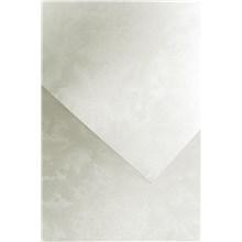 Galeria Papieru ozdobný papír Perla bílá 220g, 20ks
