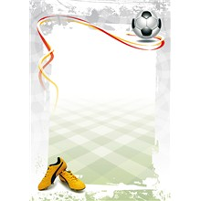 Galeria Papieru diplomy Football 170g, 25ks