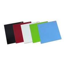 Skleněná magnetická tabule 45x45 cm