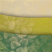 Galeria Papieru ozdobný papír Listy zelená 250g, 20ks