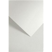 ozdobný papír Milano bílá 230g, 20ks