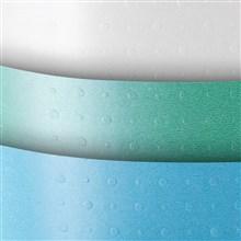 Galeria Papieru ozdobný papír Dots modrá 230g, 20ks
