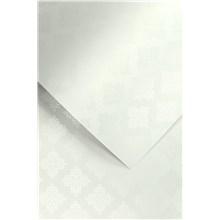 Galeria Papieru ozdobný papír Glamour bílá 230g, 20ks
