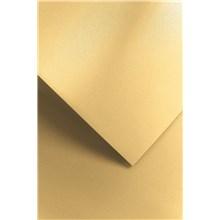 Galeria Papieru ozdobný papír Pearl zlatá 250g, 20ks