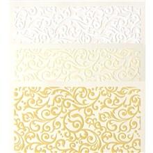 Galeria Papieru ozdobný papír Flock 220g, 5ks