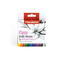 Heykka voskovky Classy, 24 barev