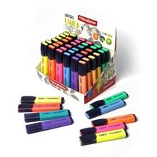 Heykka zvýrazňovač Linea mix barev, display 36ks