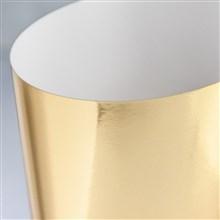 Galeria Papieru Zrcadlový karton zlatá 300g, 10ks