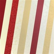 Galeria Papieru sada Elegantní červená 210-250g, 10ks