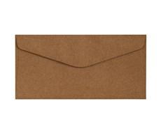 Galeria Papieru obálky DL Nature hnědá 120g, 10ks