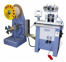 Poloautomatický vázací stroj Rilecart R500 T.S.