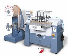 Poloautomatický vázací  stroj Rilecart R800