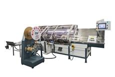 Automatická perforovací a zavírací linka Rilecart PB796 HD