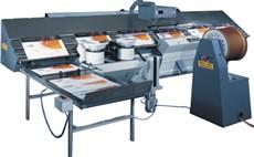 Automatická perforovací a zavírací linka Rilecart PB799