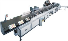 Automatická perforovací a zavírací linka Rilecart DP4500